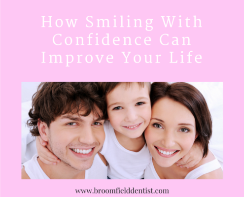 Smiling with Confidence
