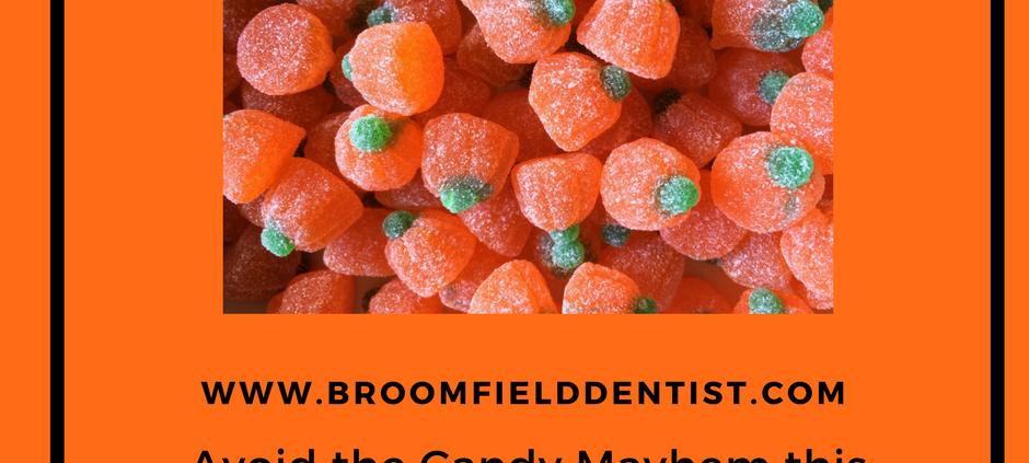 Avoid Halloween Candy