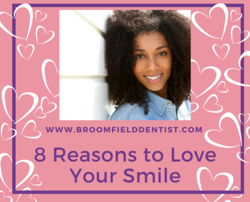 love your smile graphic
