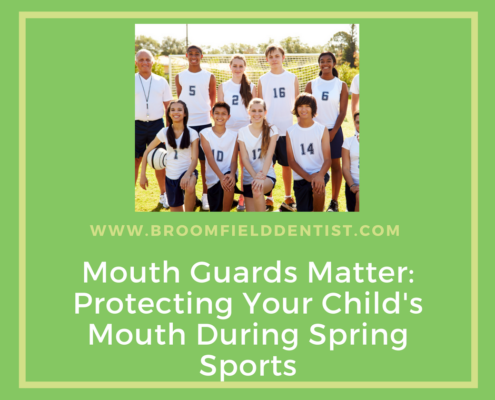 mouth guards matter graphic