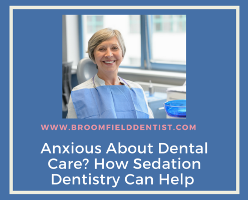 dental care anxiety graphic
