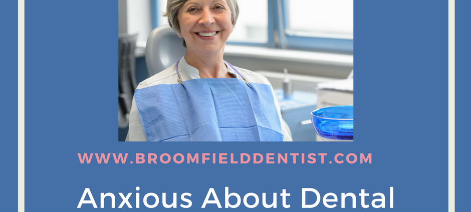 Dental Care Anxiety Banner